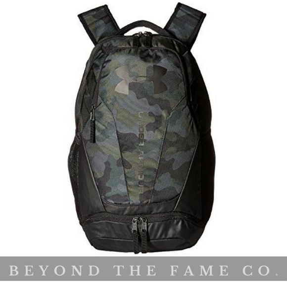 8710b63fdb Under Armour Hustle 3.0 Backpack Camo